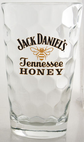 Jack Daniels Tennessee Honey Tumbler Glass